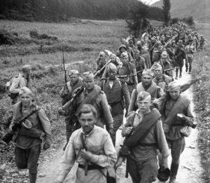 ВДВ в послевоенный период 1945–1950 гг.