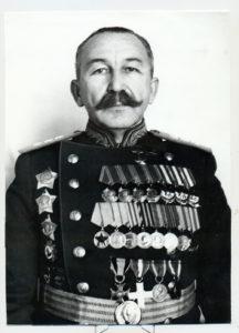 ВС СССР генерал-полковник П.А. Белов