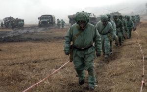 Войска РХБЗ ВС России (11)