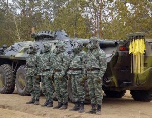 Войска РХБЗ ВС России (5)