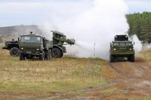 Войска РХБЗ ВС России (9)