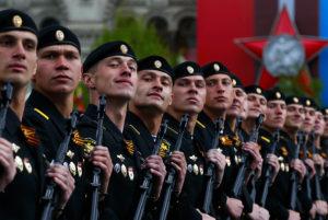 Морская пехота России. Там, где они — там победа! (1)