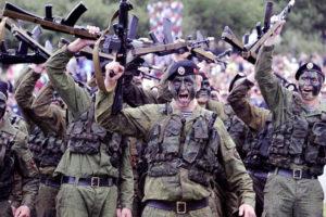 Морская пехота России. Там, где они — там победа! (10)
