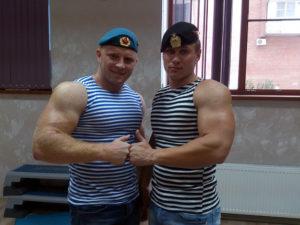Морская пехота России. Там, где они — там победа! (11)