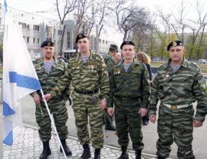 Морская пехота России. Там, где они — там победа! (12)