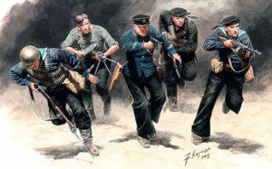 Морская пехота России. Там, где они — там победа! (13)
