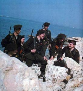 Морская пехота России. Там, где они — там победа! (4)