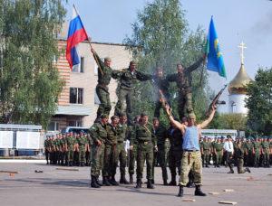 Российские ВДВ современного «образца» (5)